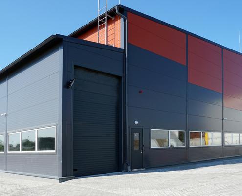 AE Partner manufactory building