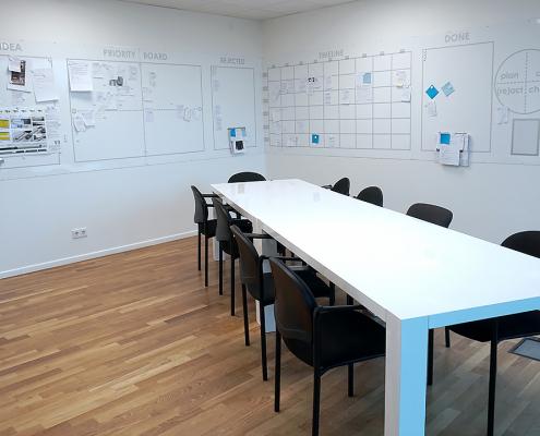 AE Partner idea room