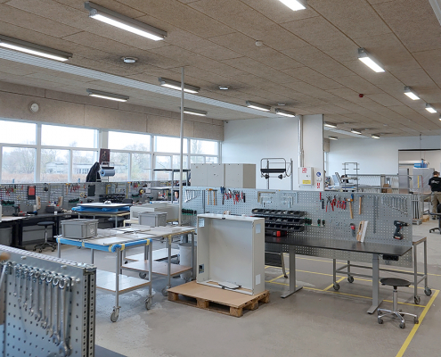 AE Partner production