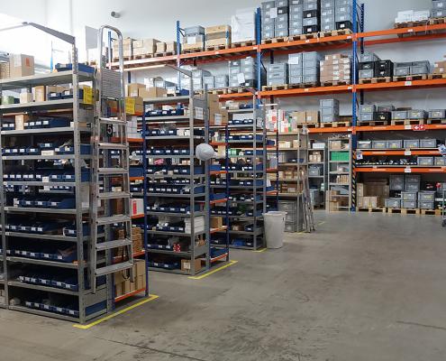 AE Partner warehouse