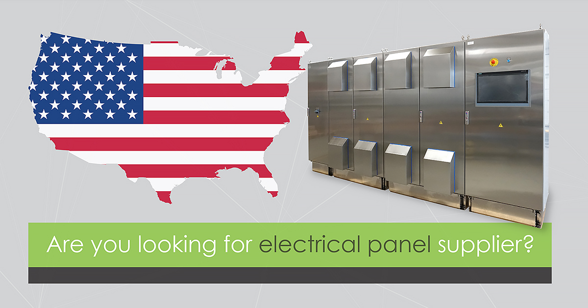 ELECTRICAL PANEL SUPPLIERS IN THE UNITED STATES?